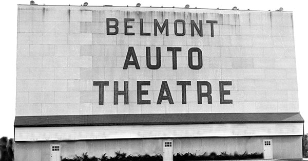 Belmont Auto Theatre: The story behind the iconic drive-in movie theater