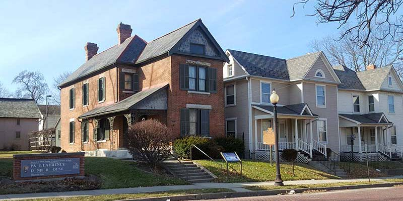 Image result for Paul Laurence Dunbar House