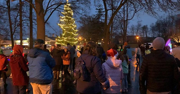 Centerville Tree Lighting - virtual