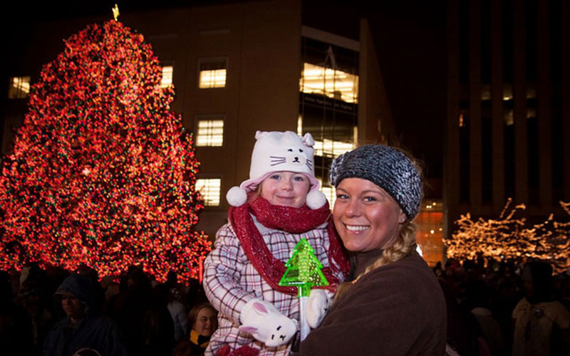 Downtown Dayton Holiday Festival