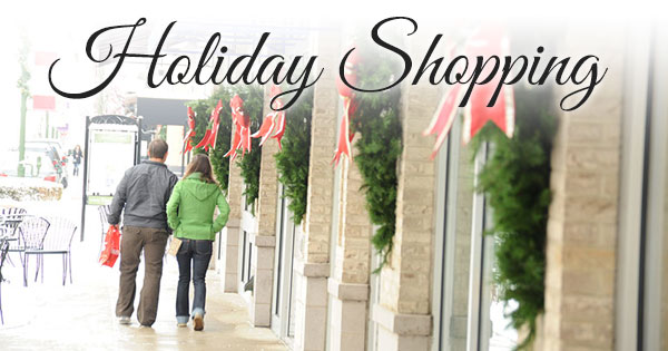 Special Holiday Shopping events around Dayton