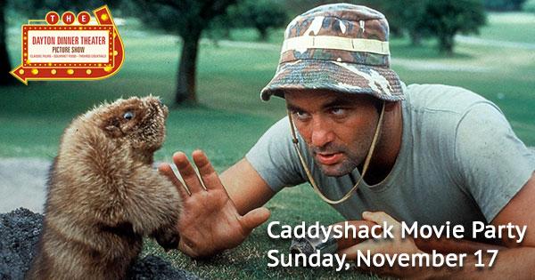 Caddyshack Movie Party