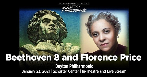 Beethoven 8 and Florence Price