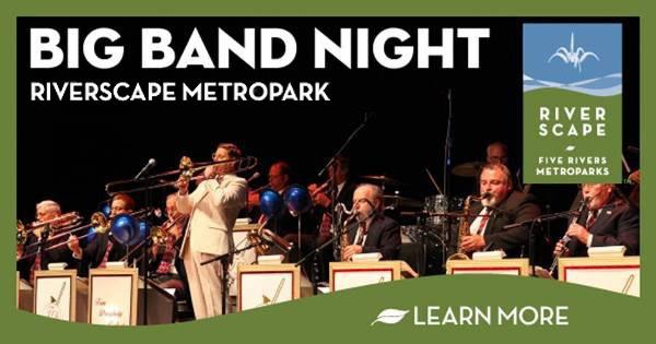 Big Band Nights at Riverscape