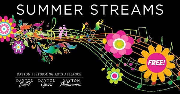 Summer Streams: DPAA FREE virtual concert series