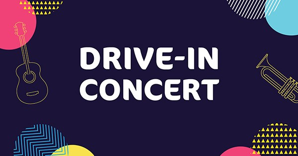Fairfield Commons Drive-In Concert