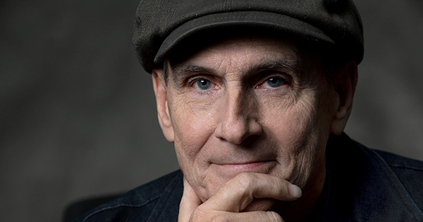 James Taylor and His All-Star Band at The Nutter Center