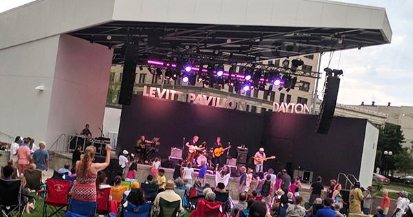 50 Free Concerts at Levitt Pavilion this Summer