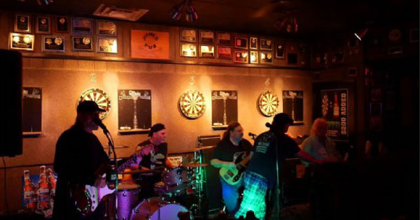 Live Music - Open Mic with Brown St. Blues Breakdown