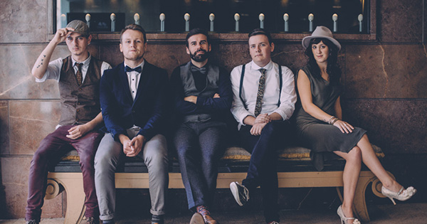 Irish Band Rend Collective at Christian Life Center