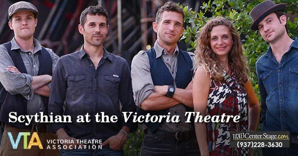 Scythian at The Victoria Theatre