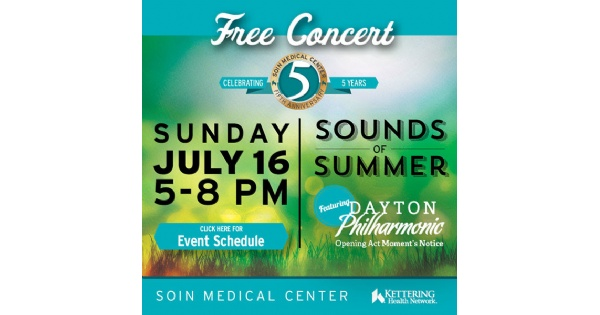 Sounds of Summer - Free Concert