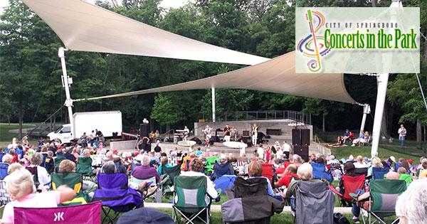 Springboro FREE Concerts in the Park