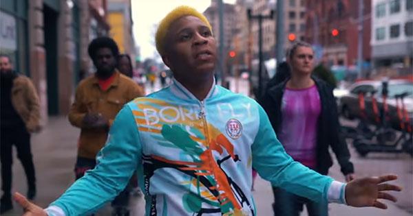 Voting Rap Video by Dayton-native YelloPain Goes Viral