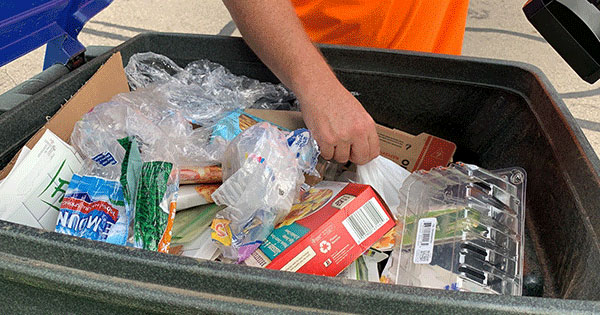 Centerville Launches Program to Reduce Recycling Contamination