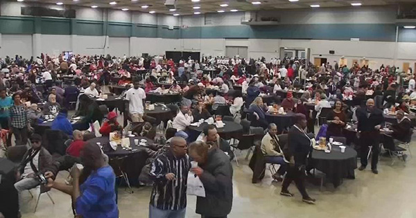 Thanksgiving Feast of Giving 2020 Canceled