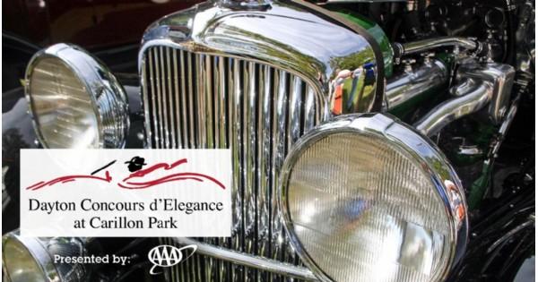 Dayton Concours d'Elegance returns to Carillon Park
