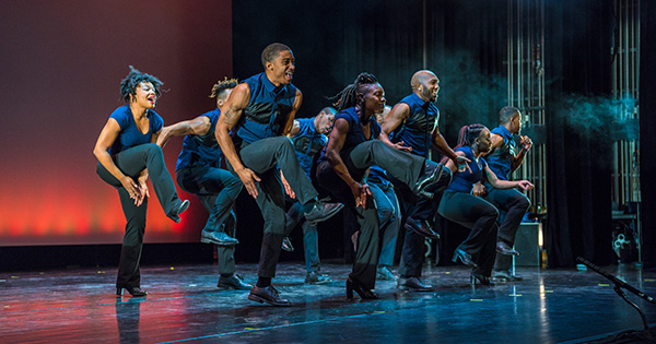 Dayton Live offering Step Afrika! 'virtual field trip' for students