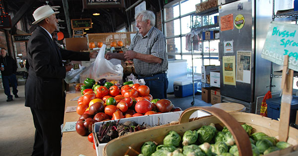 Market reopens indoors this Saturday