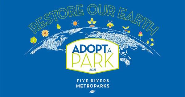 MetroParks celebrates Earth Day with a safe alternative to Adopt-a-Park