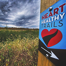 MetroParks introduces Heart Healthy Trails initiative