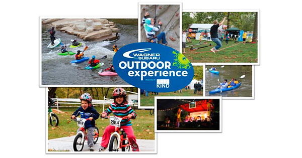 Have an Outdoor Experience this weekend