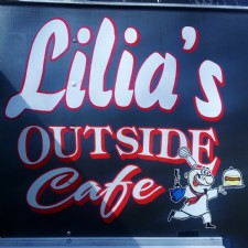 Lilia's Outside Cafe
