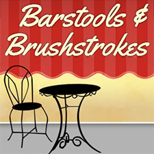 Barstools and Brushstrokes
