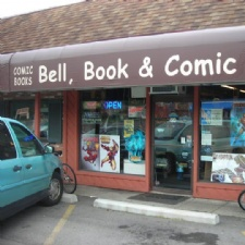 Bell, Book and Comic