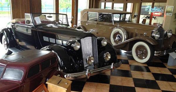 America S Packard Museum Dayton Ohio