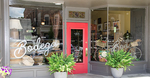 Bodega Wine and Specialty Foods Market