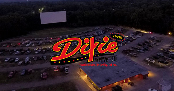 Dixie Drive-In Movies: Fri, Apr 9 - Sun, Apr 11