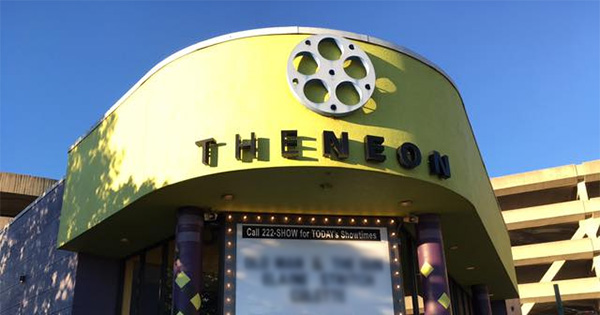 $5.50 Movie Day at The Neon