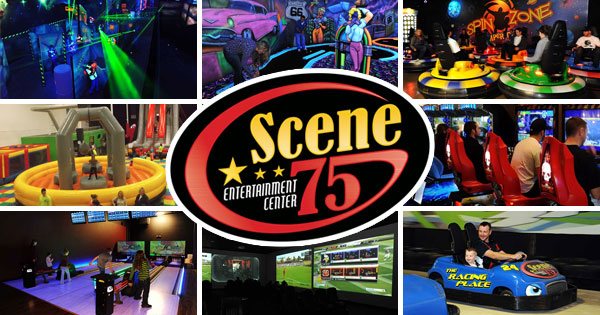 Scene75 Top Family Entertainment Center In North America