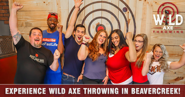 WILD AXE THROWING