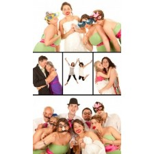 Flash Cube Photo Booths