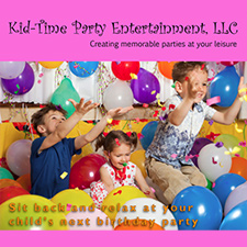 Kid Time Party Entertainment, LLC