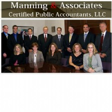 Manning & Associates Certified Public Accountants, LLC
