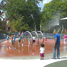 Orchardly Park & Splash Pad