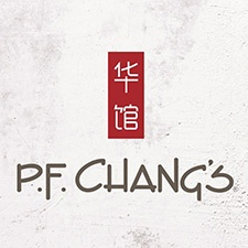 P.F. Chang's Takeout and Delivery Menu