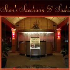 Shen's Szechuan & Sushi