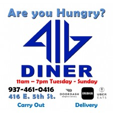 416 Diner - Carryout & Delivery