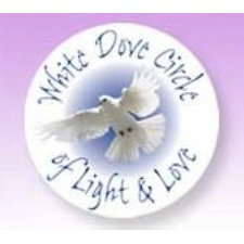 White Dove Circle of Light and Love