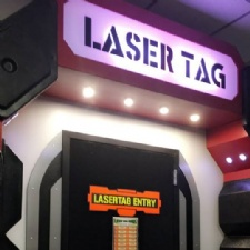 Woodman Laser Tag