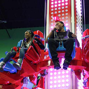 Scene75 Drop Tower
