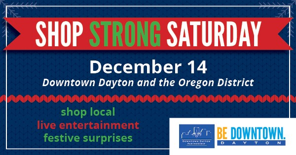 Shop Strong Saturday in Downtown Dayton