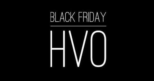 Black Friday Fun at HVO