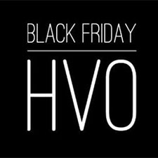 Black Friday Fun at HVO