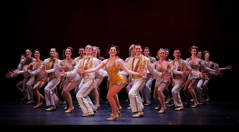 42ND STREET at THE SCHUSTER January 10-15, 2017