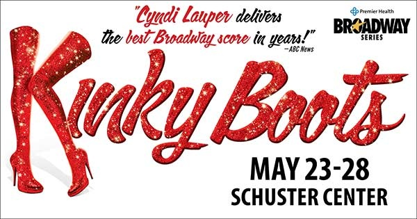 Kinky Boots at The Schuster